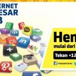 Paket Internet Indosat Im3 dan Mentari