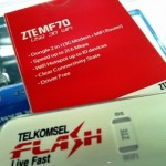 MODEM FLASH TELKOMSEL >> Modem Flash Telkomsel Bisa Wifi dan File Sharing