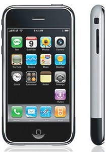 Harga Apple iPhone 2G