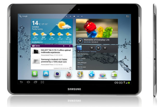 Harga PC Tablet Samsung Galaxy Tab 3 10.1 P5200