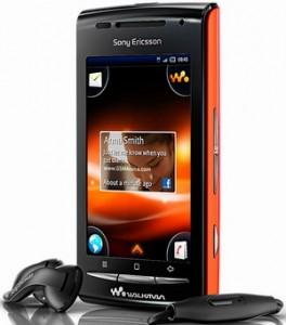 Harga Sony Ericsson E16i W8