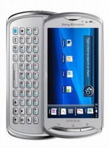 Harga Sony Ericsson MK16i Xperia Pro