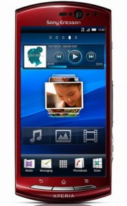 Harga Sony Ericsson MT15i Xperia Neo