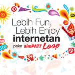 Cara Daftar Paket Internet Simpati Loop 12 GB