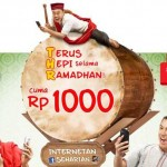 Paket Nelpon As Terbaru Selama Ramadhan 1434 H