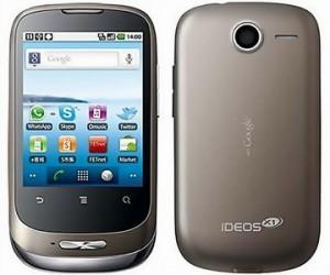 Harga Huawei U8180 Ideos X1