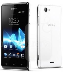 Harga Sony Xperia J