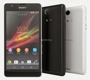 Harga Smartphone Sony Xperia ZR C5502