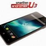 Harga dan Spesifikasi Andromax U3, Ponsel Terbaru dari Smartfren