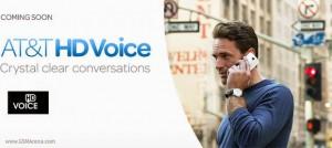 AT&T Merilis HD Voice