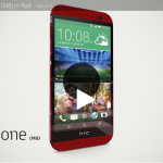 HTC M8 Red Edition