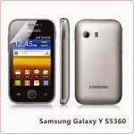 Review Spesifikasi dan Harga Samsung Galaxy Y S5360